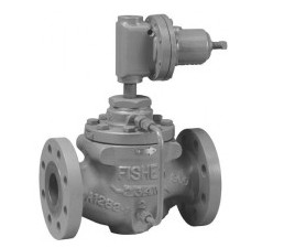 Type 63EG-98HM Pilot-Operated Relief Valve or Backpressure R