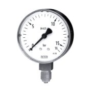111.10 BOURDON TUBE PRESSURE GAUGE